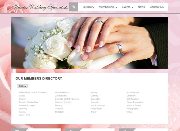 Hunter Wedding Specialists